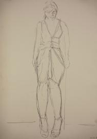 precarious in heels 1049